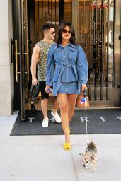 Priyanka Chopra and Nick Jonas - New York City 08/31/2019