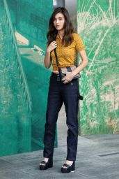 Rainey Qualley – Coach 1941 Show at NYFW 09/10/2019