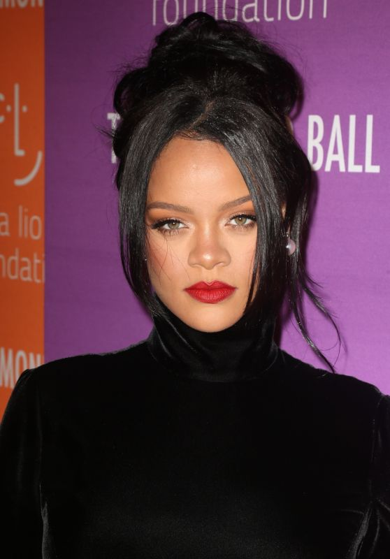 Rihanna – 2019 Diamond Ball in NYC