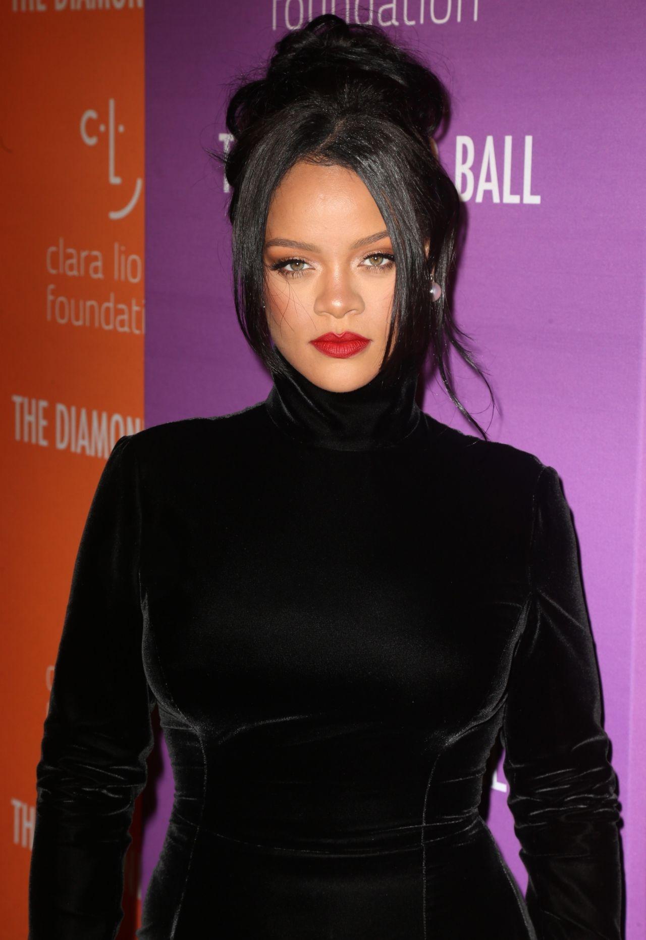 Rihanna 2019 Diamond Ball In Nyc