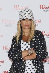 Rita Ora - Opening of the Velizy 2 Center 09/14/2019