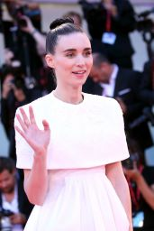 "Rooney Mara on Red Carpet – ""Joker"" Screening at the 76th Venice Film Festival"