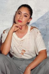 Rosa Salazar - Pandora Jewelry Relaunch Event in Los Angeles 08/28/2019