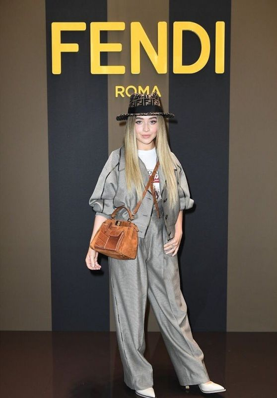 Sabrina Carpenter - Fendi Women