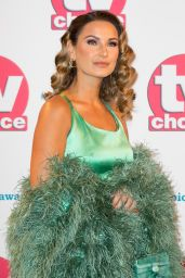 Sam Faiers – TV Choice Awards in London 09/09/2019