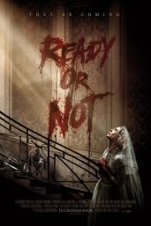 "Samara Weaving - ""Ready or Not"" Poster and Photos"