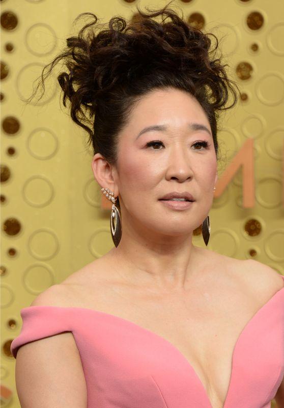 Sandra Oh – 2019 Emmy Awards