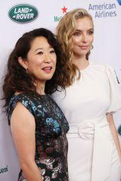 Sandra Oh and Jodie Comer - 2019 BAFTA Los Angeles + BBC America TV Tea Party