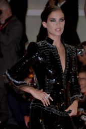 "Sara Sampaio on Red Carpet – ""Seberg"" Screening at the 76th Venice Film Festival"
