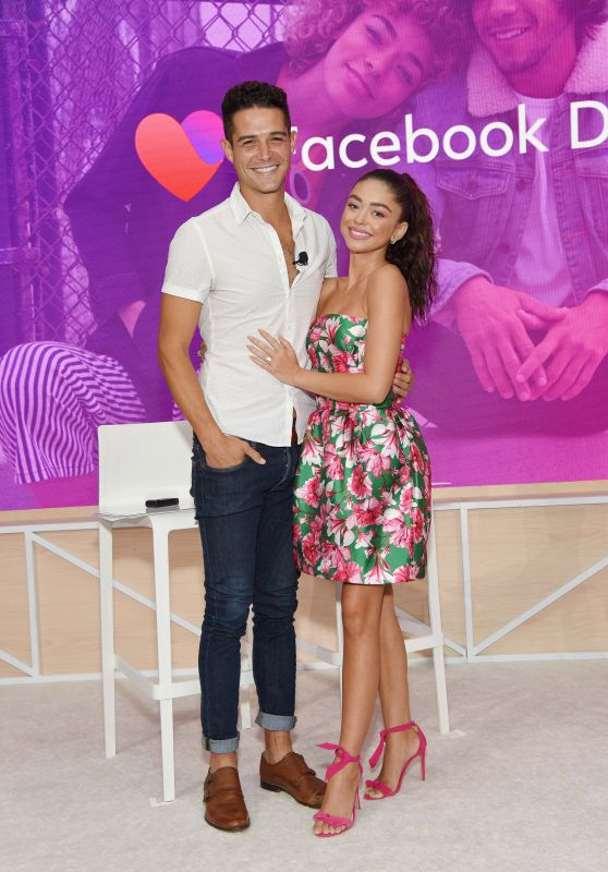 Sarah Hyland - Facebook Dating Launch Event in NYC 09/05/2019