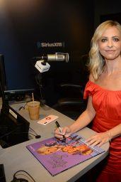 Sarah Michelle Gellar - SiriusXM Studios in New York City 09/24/2019