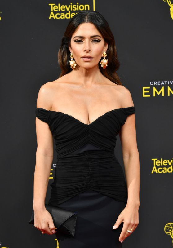 Sarah Shahi - 2019 Creative Arts Emmy Awards in LA