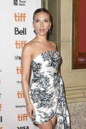 "Scarlett Johansson - ""Marriage Story"" Premiere at 2019 TIFF"