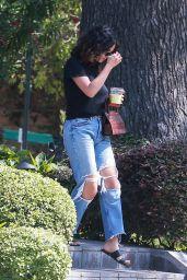 Selena Gomez in Ripped Jeans 09/11/2019