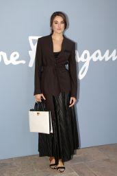 Shailene Woodley – Salvatore Ferragamo Fashion Show in Milan 09/21/2019