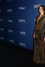 Shailene Woodley - The HFPA and THR Party in Toronto 09/07/2019