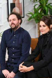 Shailene Woodley – Variety Studio at TIFF 2019