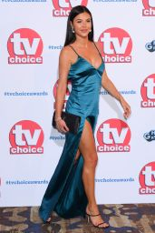 Shelby Tribble – TV Choice Awards in London 09/09/2019