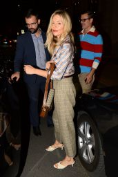 Sienna Miller Casual Style - Out in Milan 09/22/2019