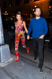 Sofia Richie Night Out Style 09/08/2019