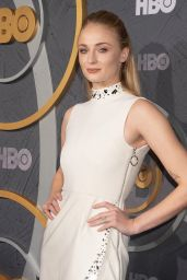 Sophie Turner – HBO Primetime Emmy Awards 2019 Afterparty in LA