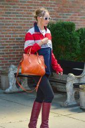 Suki Waterhouse Street Fashion - NY 09/11/2019