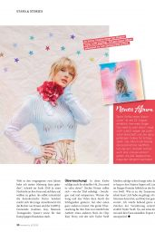 Taylor Swift - moments Magazine August 2019 Issue