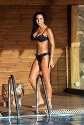 Tulisa Contostavlos in a Bikini 09/27/2019
