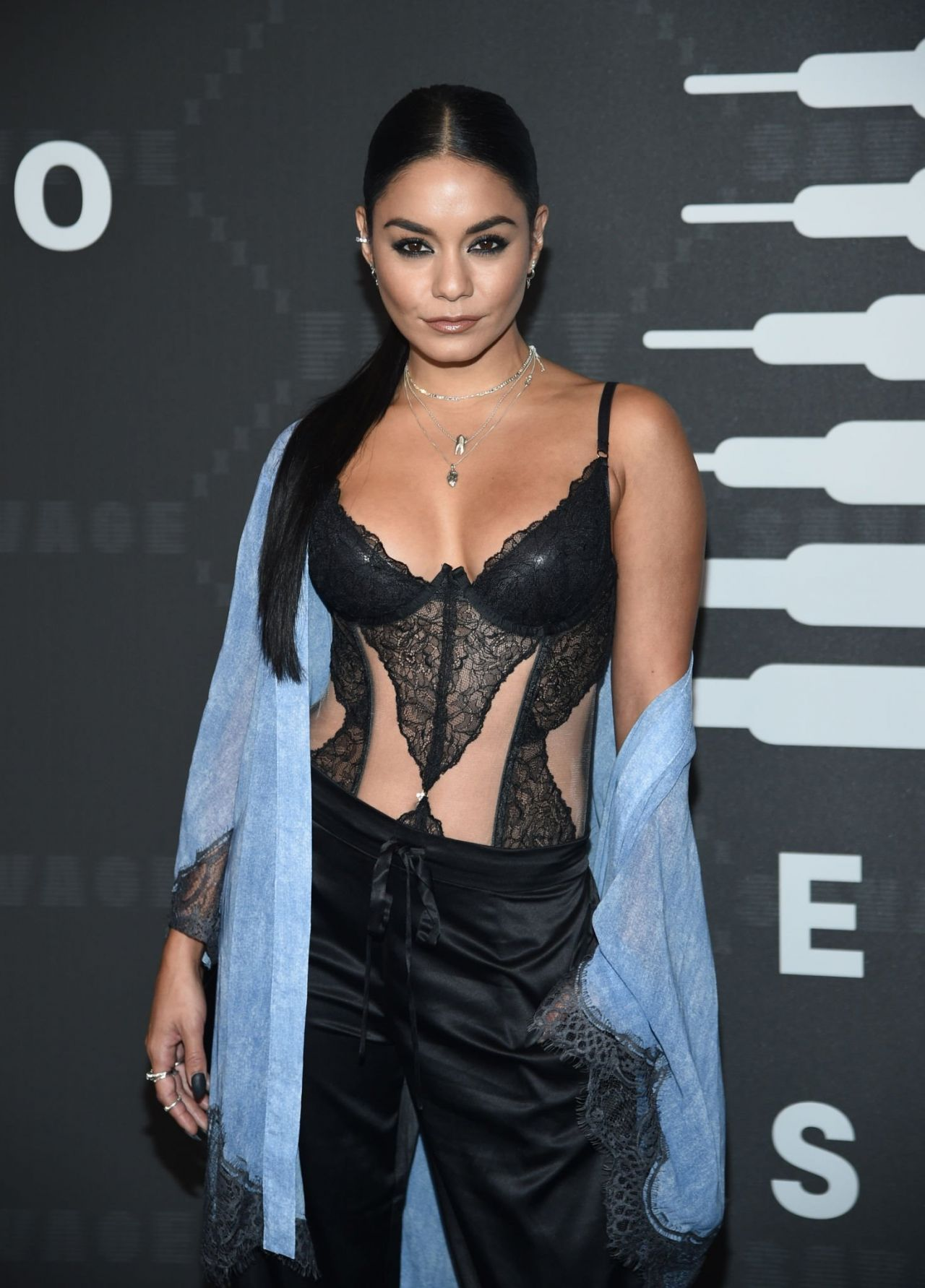 Vanessa Hudgens such a little fucking hottie at Fenty fashion show in Brooklyn