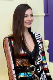 Victoria Justice - Alice + Olivia by Stacey Bendet Fashion Show in NYC 09/09/2019