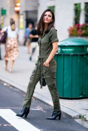 Victoria Justice Street Style 09/23/2019