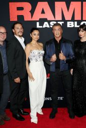 """Yvette Monreal – """"Rambo Last Blood"""" Special Screening and Fan Event in NY"""