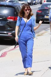 Zooey Deschanel in Comfy Outfit - Hollywood 09/11/2019