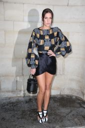 Adele Exarchopoulos – Louis Vuitton Show at Paris Fashion Week 10/01/2019