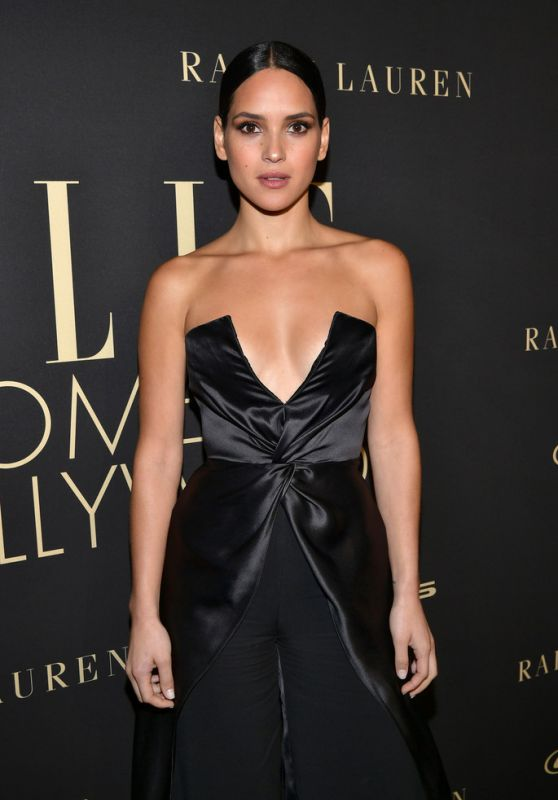 Adria Arjona – ELLE's 2019 Women In Hollywood Event