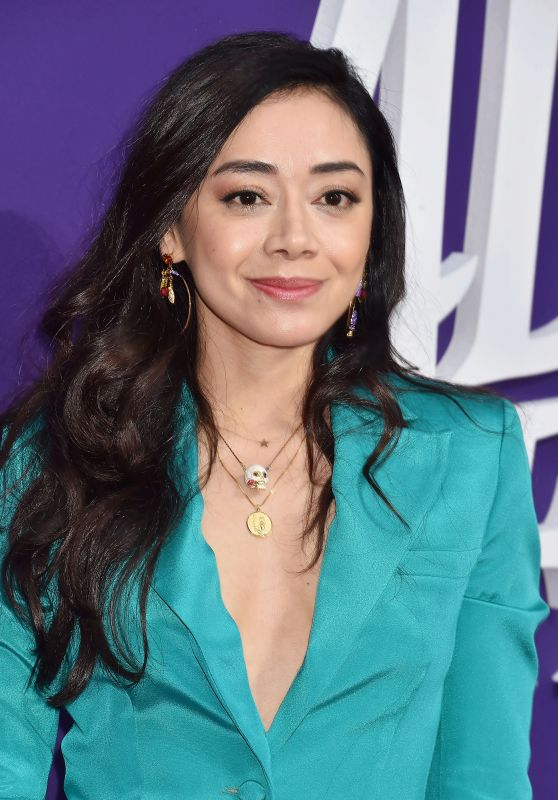 "Aimee Garcia – ""The Addams Family"" Premiere in LA"