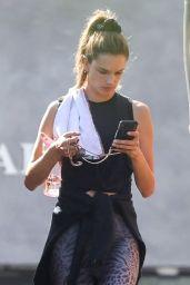 Alessandra Ambrosio - Brooke Burke