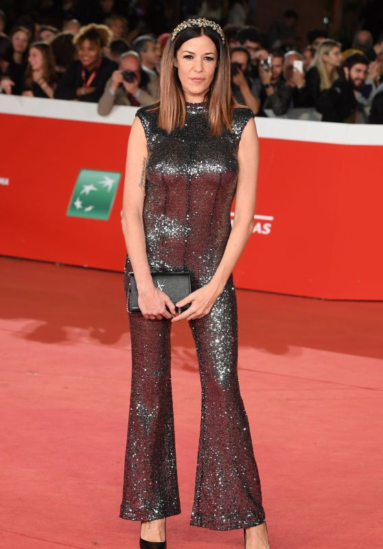 """Alessia Fabiani – """"The Irishman"""" Premiere at Rome Film Festival"""