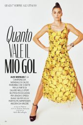 Alex Morgan - Grazia Magazine Italy 10/24/2019 Issue