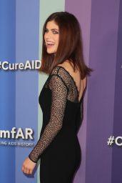 Alexandra Daddario – 2019 amfAR Gala in LA