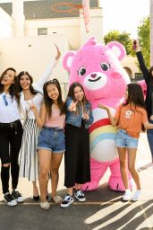 Alexandra Daddario - International Day Of The Girl With CARE and Care Bears in LA 10/10/2019