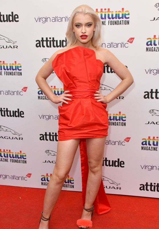Alice Chater - Attitude Awards in London 10/09/2019