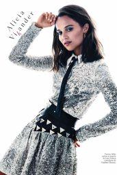 Alicia Vikander - ELLE Spain November 2019 Issue