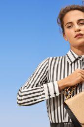 Alicia Vikander - Louis Vuitton Campaign 2019 (more pics)