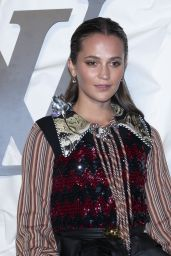 Alicia Vikander - Louis Vuitton Maison Seoul Opening Ceremony 10/30/2019