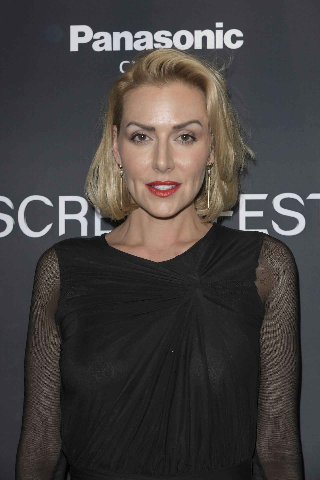 Allison McAtee - We Summon the Darkness Premiere in LA
