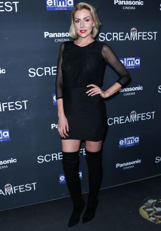 "Allison McAtee – ""We Summon the Darkness"" Premiere in LA"
