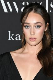 Alycia Debnam-Carey - 2019 Instyle Awards