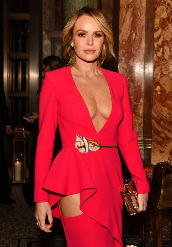 Amanda Holden – The Global Gift Gala in London 10/17/2019