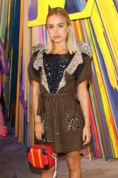 Amelia Windsor – Louis Vuitton Maison Store Launch Party in London 10/23/2019